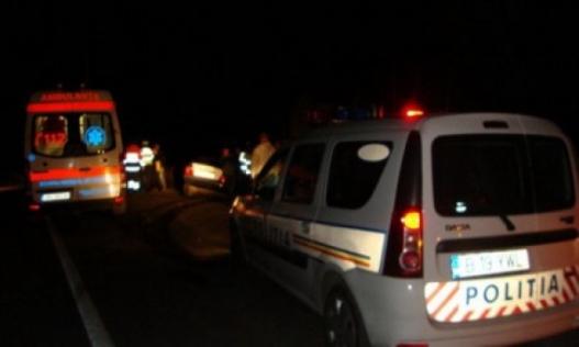 Accident rutier CUTREMURĂTOR in comuna Cristești