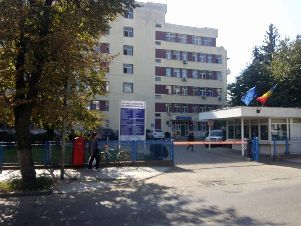 Noi angajari la Spitalul Municipal de Urgenta Pascani. Se cauta asistenti medicali sefi