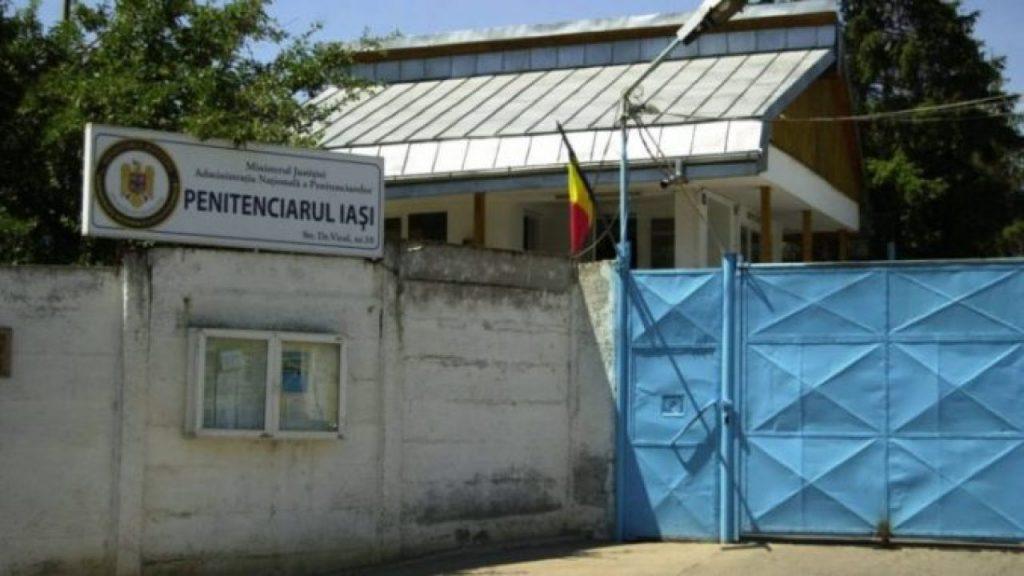 Politistii din Hirlau au pus in aplicare un mandat de executare. Barbat incarcerat pentru violenta