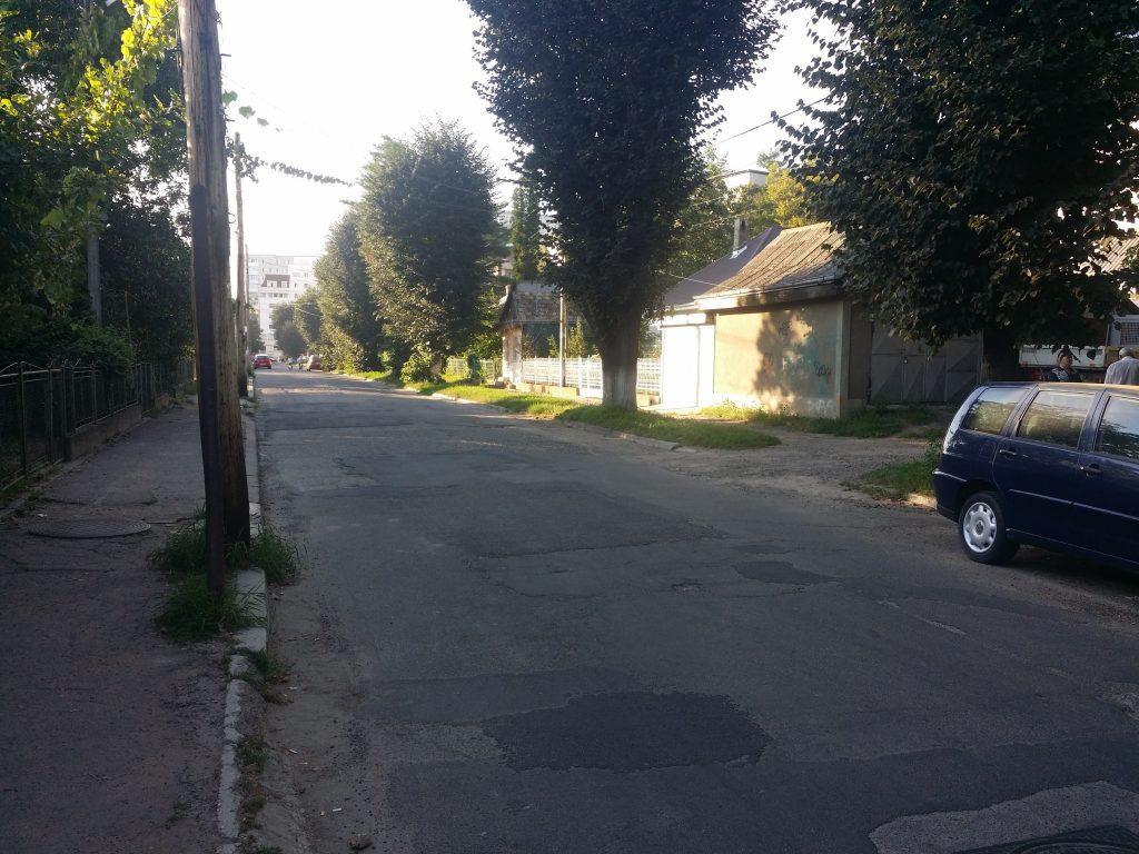 Doua strazi din Pascani intra in modernizare prin asfaltare