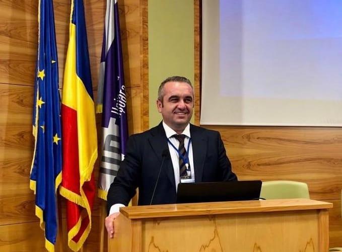 Pascaneanul Bogdan Alexa, presedinte ANRSC, prezent la conferinta nationala Aquademica – Timisoara