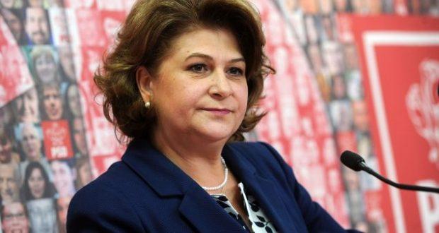 Rovana Plumb, aleasă vicepreședinte al grupului socialiştilor din Parlamentul European