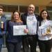 Premiul I obținut de elevii Școlii Topile,la Simpozionul Regional de Geografia Turismului pentru Elevi